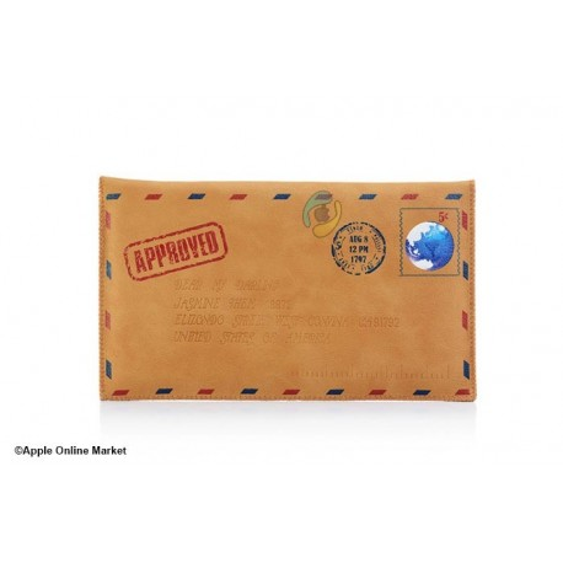 کیف چرم طرح پاکت نامه آیفون 4.7 اینچ
