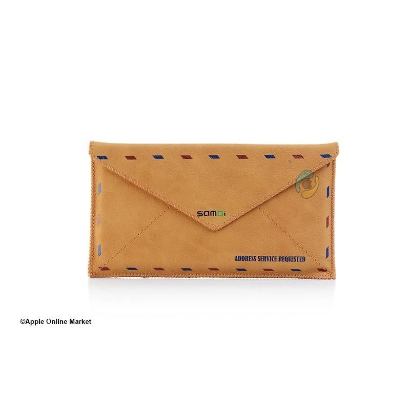 کیف چرم طرح پاکت نامه آیفون 5.5 اینچ