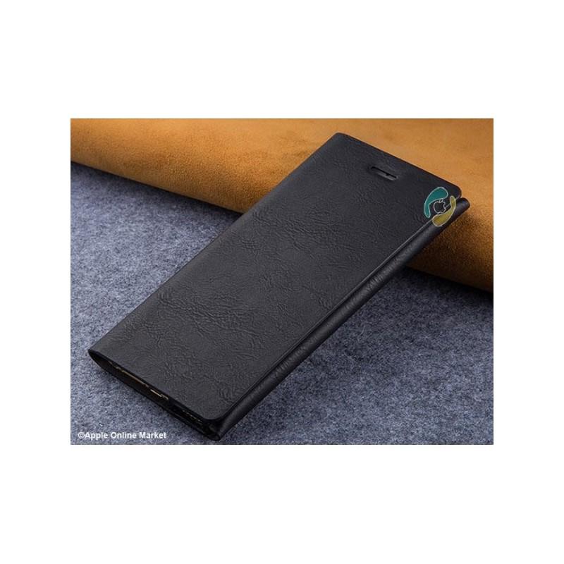 کیف چرمی کتابی آیفون 7 و 8 برند Joyroom