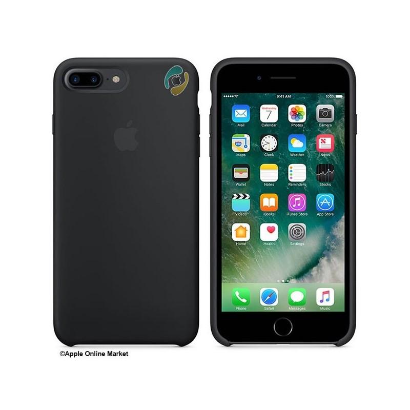 قاب سیلیکونی طرح اپل آیفون 7 پلاس