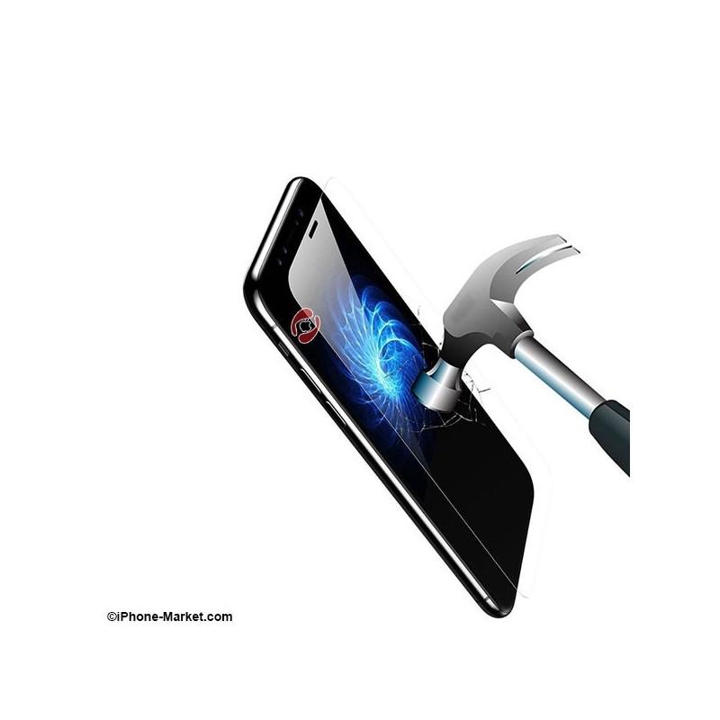 محافظ صفحه نمایش شیشه ای آیفون ایکس و ایکس اس Baseus