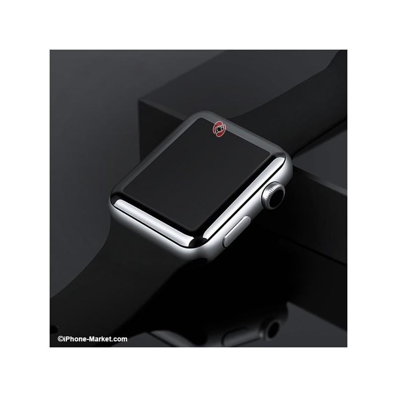 گلس 4D اپل واچ 42 میلیمتر مدل CS2211 برند Coteetci