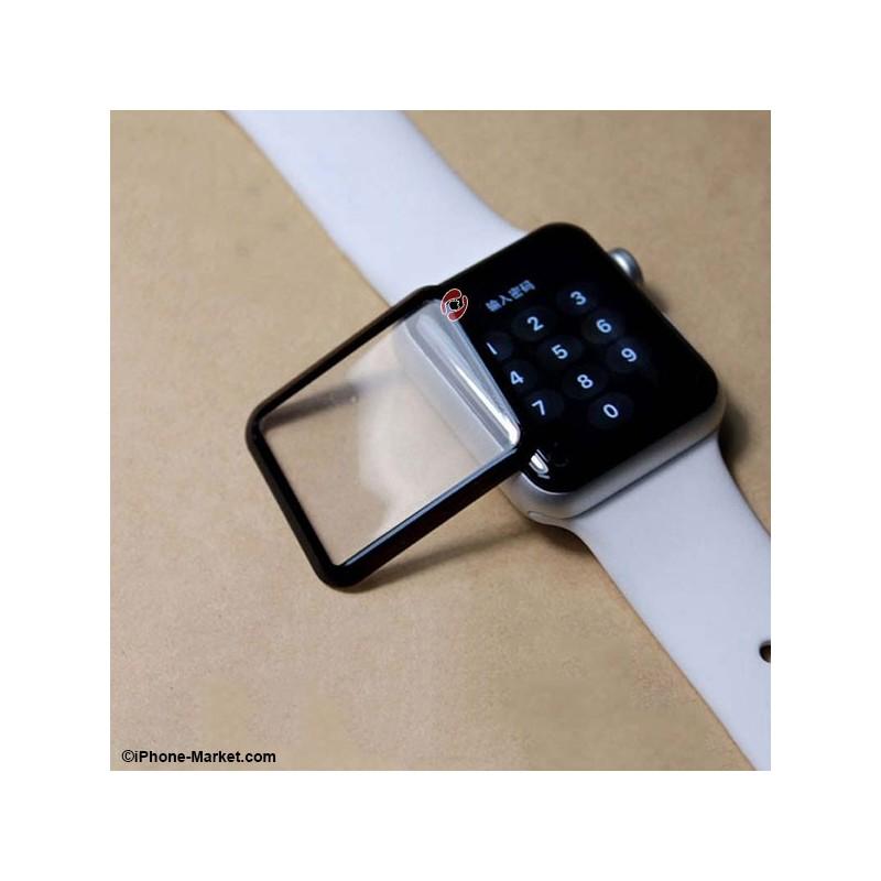 گلس 4D اپل واچ 38 میلیمتر مدل CS2210 برند Coteetci
