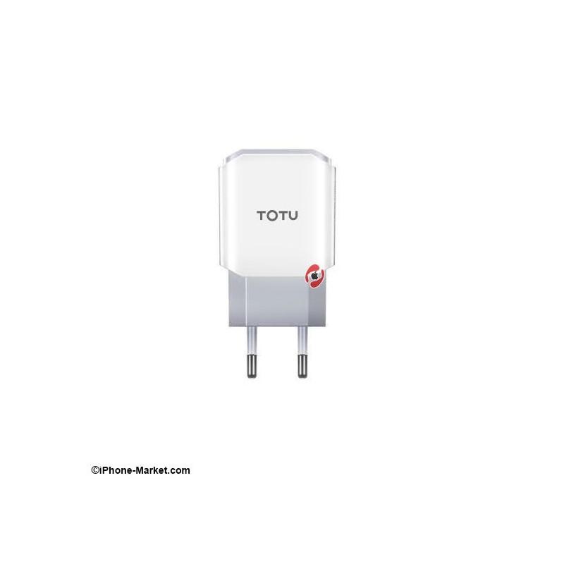 شارژر برق 1 پورت 2.4 آمپر TOTU CACA-015