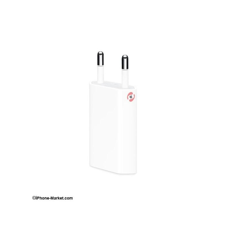 شارژر برق اوریجینال Apple Euro 5W USB Power Adapter