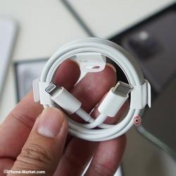 کابل اورجینال 1 متری USB-C to Lightning Cable