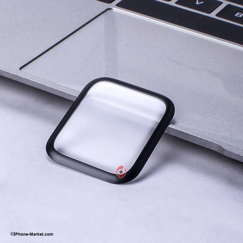 گلس فول کاور مات اپل واچ 44 میلیمتر سری 4/5/6 برند Lito