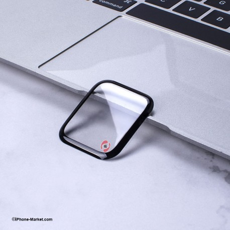 گلس فول کاور شفاف اپل واچ 40 میلیمتر برند Lito