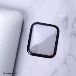 گلس فول کاور شفاف اپل واچ 44 میلیمتر سری 4 و 5 برند Lito