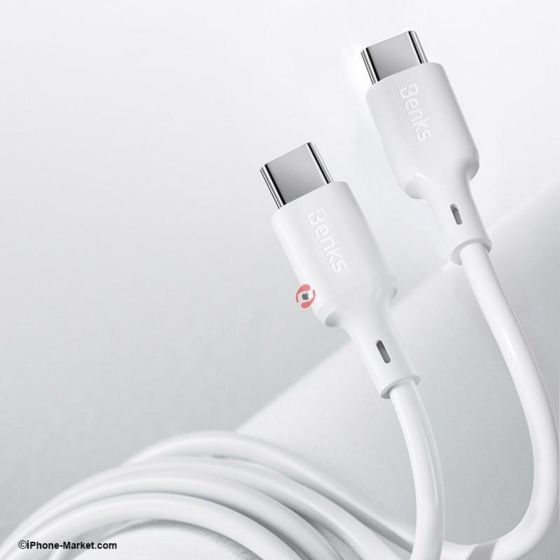کابل USB-C به USB-C برند BENKS