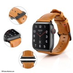 VPG Perseus Series Genuine Leather Band Apple Watch 42/44/45mm