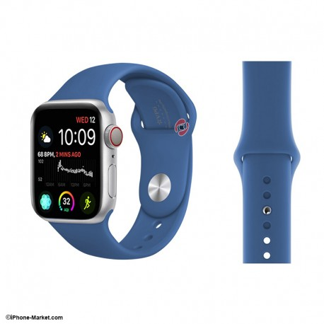 VPG Themis Series Silicone Apple Watch 42/44/45mm Strap