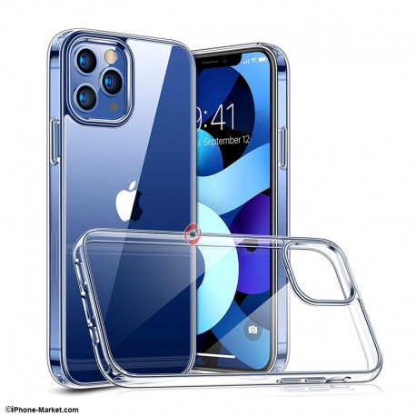 VPG Invisible Series TPU PC Case iPhone 12 Pro Max
