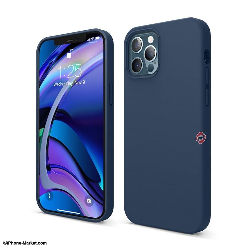 VPG Pure Series Silicone Case iPhone 12 Pro Max