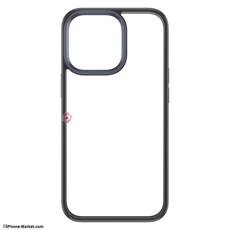 Rock Guard Pro Transparent Case iPhone 13 Pro
