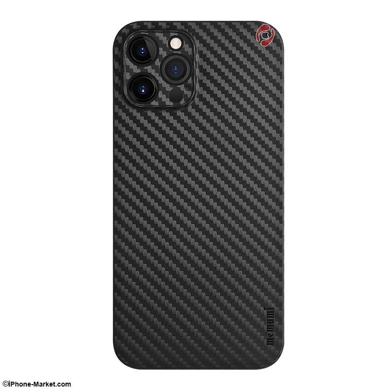 MEMUMI Carbon Fiber Case iPhone 12 Pro Max