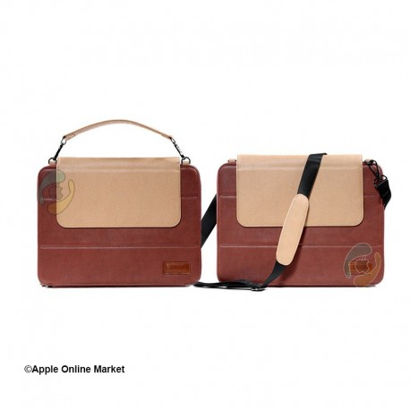 کیف چرم همراه با کیبورد آیپد پرو 12 اینچ برند ریمکس